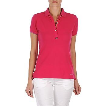 T-shirts & Polos Napapijri ELINDA Rose 350x350