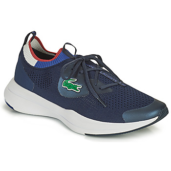 Chaussures Homme Baskets basses Lacoste RUN SPIN KNIT 0121 1 SMA Marine