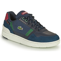 Chaussures Homme Baskets basses Lacoste T-CLIP 0121 6 SMA Marine / Vert