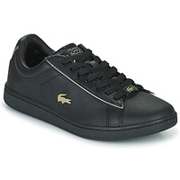 Chaussures Femme Baskets basses Lacoste CARNABY EVO 0721 3 SFA Noir