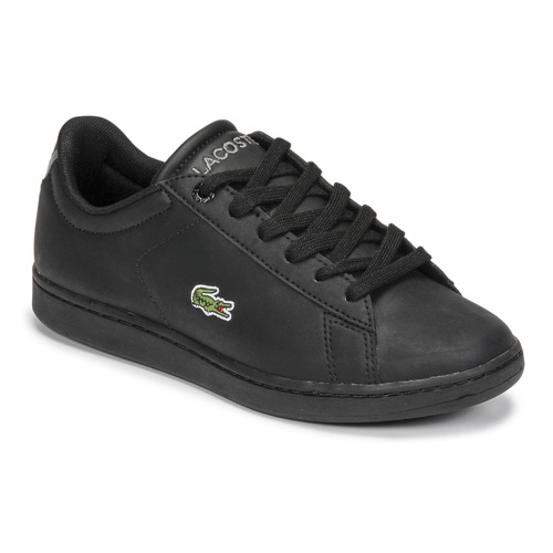 Chaussures Enfant Baskets basses Lacoste CARNABY EVO BL 21 1 SUJ Noir
