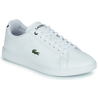 Chaussures Homme Baskets basses Lacoste CARNABY BL21 1 SMA Noir