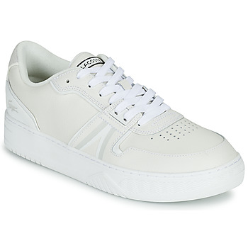 Chaussures Homme Baskets basses Lacoste L001 0321 1 SMA Beige
