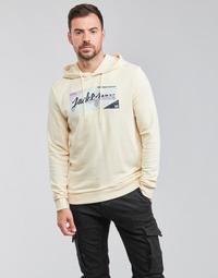 Vêtements Homme Sweats Jack & Jones JORLOGON Beige