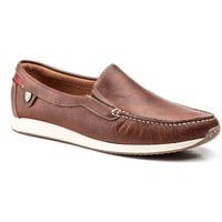 Chaussures Homme Mocassins Iberico Shoes  Marron