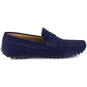Chaussures Homme Mocassins J.bradford OSIRIS marine Bleu