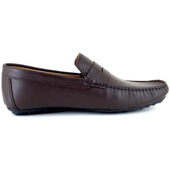 Chaussures Homme Mocassins J.bradford JB-SUMA MARRON Marron
