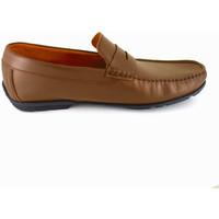 Chaussures Homme Mocassins J.bradford JB-DETAIL COGNAC Marron