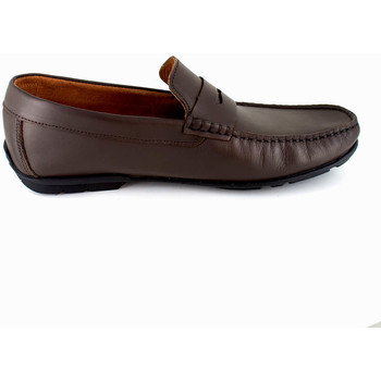 Chaussures Homme Mocassins J.bradford JB-DETAIL MARRON Marron