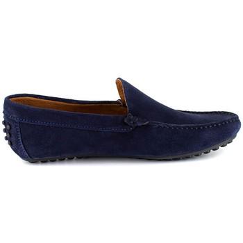 Chaussures Homme Mocassins J.bradford JB-NAVY MARINE Bleu