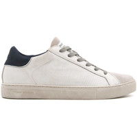 Chaussures Homme Baskets basses Crime London 11524-10 BIANCO