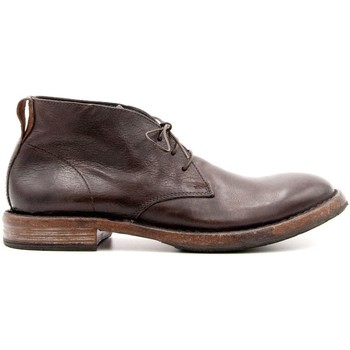 Chaussures Homme Boots Moma 2BW006 MARRONE