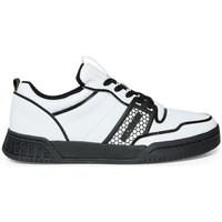 Chaussures Homme Baskets basses Bikkembergs - scoby_b4bkm0102 Blanc