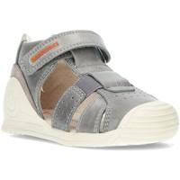 Chaussures Enfant Sandales et Nu-pieds Biomecanics SANDALES BIOMÉCANIQUES ENFANTS 212134 MARENGO