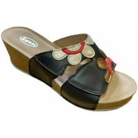Chaussures Femme Mules Calzaturificio Loren LOQ6948ner nero