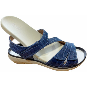 Chaussures Femme Sandales et Nu-pieds Calzaturificio Loren LOQ6973blu blu