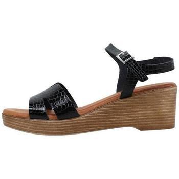 Chaussures Femme Sandales et Nu-pieds Sandra Fontan  Noir