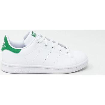 chaussure adidas verte et blanche