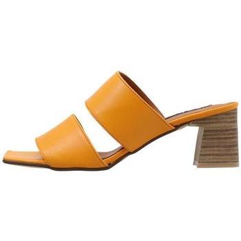 Chaussures Femme Mules Krack  Orange
