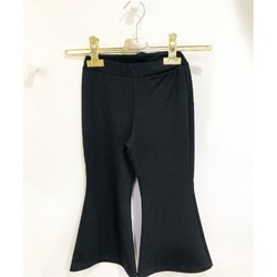 Vêtements Fille Pantalons fluides / Sarouels Vicolo 3146P0358 Pantalon Enfant NOIR NOIR