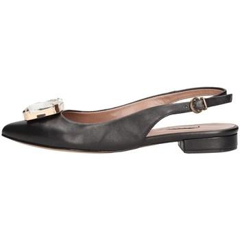 Chaussures Femme Ballerines / babies Albano 4192 talons Femme Noir Noir
