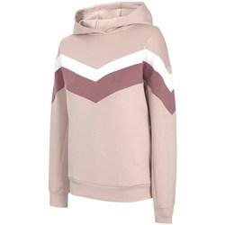 Vêtements Femme Sweats 4F BLD020 Beige