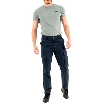 Vêtements Homme Chinos / Carrots Aigle besticol 30 marine bleu