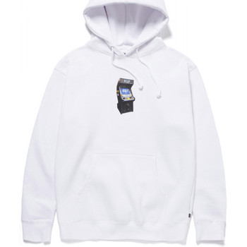 Vêtements Homme Sweats Huf Sweat arcade hood Blanc