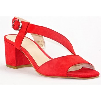 Chaussures Femme Sandales et Nu-pieds We Do CO44501 ROUGE