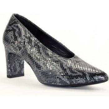 Chaussures Femme Escarpins Maria Jaen 9558 NOIR GRIS