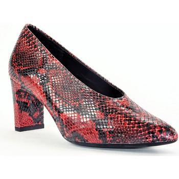 Chaussures Femme Escarpins Maria Jaen 9558 ROUGE PYTHON