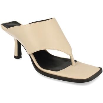 Chaussures Femme Sandales et Nu-pieds Buonarotti 1JB-1053 Beige