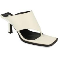 Chaussures Femme Sandales et Nu-pieds Buonarotti 1JB-1053 Blanco