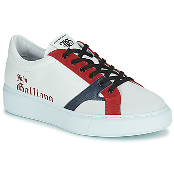 Chaussures Homme Baskets basses John Galliano MISSISSIPPI Multicolore