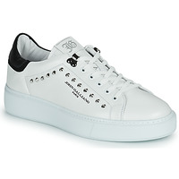 Chaussures Homme Baskets basses John Galliano MOCHE Blanc