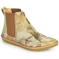 Chaussures Femme Boots El Naturalista CORAL Gris