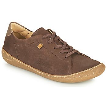 Chaussures Baskets basses El Naturalista PAWIKAN Marron