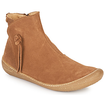 Chaussures Femme Boots El Naturalista PAWIKAN Marron