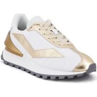 Chaussures Femme Baskets basses Voile Blanche peron club blanc Blanc