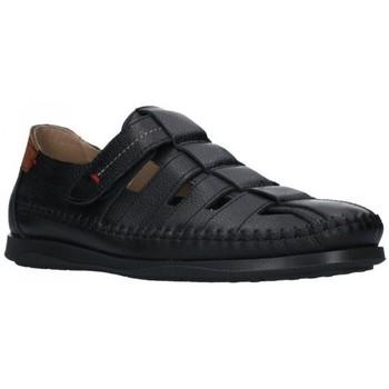 Chaussures Homme Sandales et Nu-pieds Dj Santa 2977 Hombre Negro noir