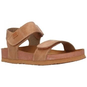 Chaussures Garçon Sandales et Nu-pieds Gioseppo Baelen Niño Cuero marron