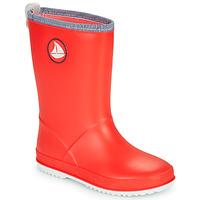 Chaussures Enfant Bottes de pluie Be Only CORVETTE Rouge