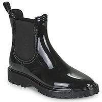 Chaussures Femme Bottes de pluie Be Only INGY Noir
