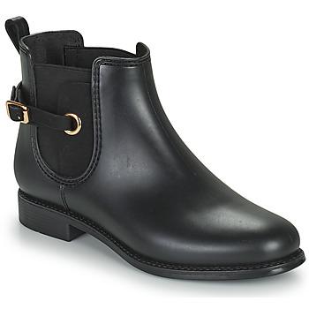 Chaussures Femme Bottes de pluie Be Only ZORA Noir