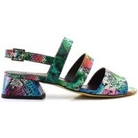 Chaussures Femme Sandales et Nu-pieds Brunate 49549 pyto multi Multicolore