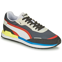 Chaussures Homme Baskets basses Puma CITY RIDER Multicolore