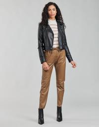 Vêtements Femme Pantalons 5 poches Oakwood GIFT Camel
