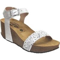 Chaussures Femme Sandales et Nu-pieds Plakton So kiss Argent