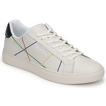 Chaussures Homme Baskets basses Paul Smith REX Blanc