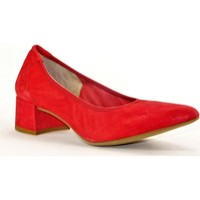 Chaussures Femme Escarpins Otess CP012 ROUGE METAL
